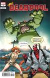Cover for Deadpool (Marvel, 2020 series) #1 (316) [David Baldeon]