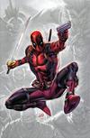Cover Thumbnail for Deadpool (2020 series) #1 (316) [Diamond Gold Copper Comics / Scorpion Comics Exclusive - Rob Liefeld Virgin Art]