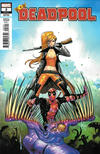 Cover for Deadpool (Marvel, 2020 series) #2 (317) [Mirka Andolfo]