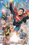 Cover for Legion of Super-Heroes (DC, 2020 series) #3 [cardstock cover]