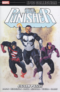 Cover Thumbnail for Punisher Epic Collection (Marvel, 2018 series) #5 - Jigsaw Puzzle