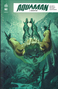 Cover Thumbnail for Aquaman Rebirth (Urban Comics, 2018 series) #1 - Inondation