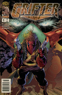 Cover Thumbnail for Grifter (Image, 1995 series) #3 [Newsstand]