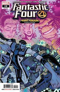 Cover Thumbnail for Fantastic Four (Marvel, 2018 series) #19 (664)