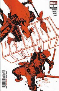 Cover Thumbnail for Deadpool (Marvel, 2020 series) #3 (318)