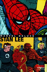 Cover Thumbnail for Marvel Deluxe : Stan Lee (Panini France, 2007 series) #1