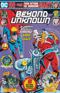 Cover Thumbnail for From Beyond the Unknown Giant (DC, 2020 series) #1 [Mass Market Edition]