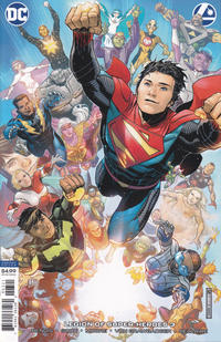 Cover Thumbnail for Legion of Super-Heroes (DC, 2020 series) #3 [Jim Cheung Cover]