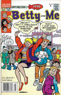 Cover Thumbnail for Betty and Me (Archie, 1965 series) #181 [Canadian]