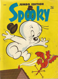 Cover Thumbnail for Spooky the Tuff Little Ghost (Magazine Management, 1967 ? series) #42069