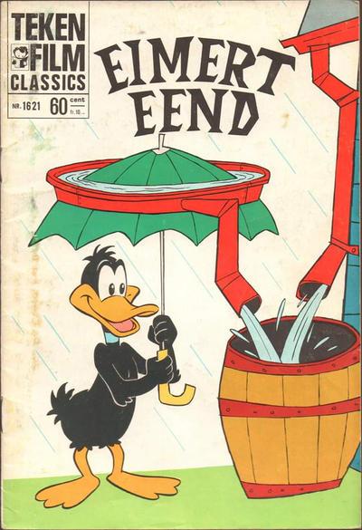 Cover for Tekenfilm Classics (Classics/Williams, 1967 series) #1621