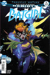 Cover for Batgirl (DC, 2016 series) #12 [Newsstand]