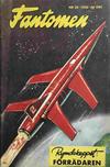 Cover for Fantomen (Semic, 1963 series) #26/1958