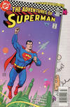 Cover for Adventures of Superman (DC, 1987 series) #559 [Newsstand]