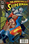 Cover for Adventures of Superman (DC, 1987 series) #561 [Newsstand]