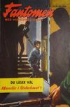 Cover for Fantomen (Semic, 1963 series) #9/1959