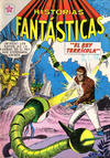Cover for Historias Fantásticas (Editorial Novaro, 1958 series) #30