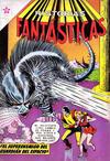 Cover for Historias Fantásticas (Editorial Novaro, 1958 series) #45