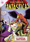 Cover for Historias Fantásticas (Editorial Novaro, 1958 series) #80