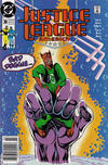 Cover for Justice League America (DC, 1989 series) #36 [Newsstand]