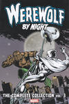 Cover for Werewolf by Night Complete Collection (Marvel, 2017 series) #3