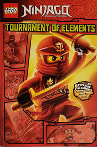 Cover Thumbnail for Lego Ninjago: Tournament of Elements (Little, Brown, 2015 series)