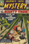 Cover Thumbnail for Journey into Mystery (1952 series) #102 [British]