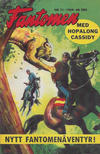Cover for Fantomen (Semic, 1963 series) #11/1959
