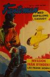 Cover for Fantomen (Semic, 1963 series) #12/1959