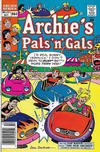 Cover Thumbnail for Archie's Pals 'n' Gals (1952 series) #201 [Canadian]