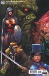 Cover for Justice League Dark (DC, 2018 series) #19 [Gerardo Zaffino Variant Cover]
