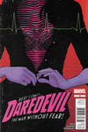 Cover for Daredevil (Marvel, 2011 series) #12 [Newsstand]