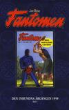 Cover for Lee Falk's Fantomen: Den inbundna årgången (Egmont, 2002 series) #3/1959