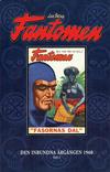 Cover for Lee Falk's Fantomen: Den inbundna årgången (Egmont, 2002 series) #2/1960