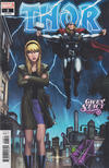 Cover Thumbnail for Thor (2020 series) #3 [Dale Keown 'Gwen Stacy' Cover]