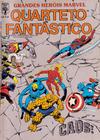 Cover for Grandes Heróis Marvel (Editora Abril, 1983 series) #19