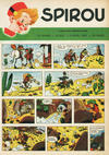 Cover for Spirou (Dupuis, 1947 series) #625