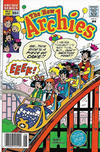 Cover Thumbnail for The New Archies (1987 series) #6 [Canadian]