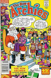 Cover Thumbnail for The New Archies (1987 series) #3 [Canadian]