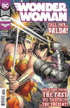Cover for Wonder Woman (DC, 2016 series) #752 [Guillem March Cover]