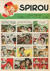 Cover for Spirou (Dupuis, 1947 series) #628