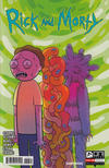 Cover for Rick and Morty (Oni Press, 2015 series) #58 [Cover B]