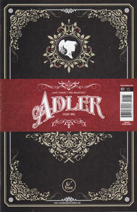 Cover Thumbnail for Adler (Titan, 2020 series) #1 [Cover C: Victorian Homage by Andrew Leung]