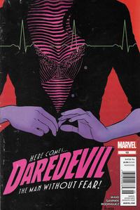 Cover Thumbnail for Daredevil (Marvel, 2011 series) #12 [Newsstand]