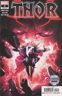 Cover Thumbnail for Thor (Marvel, 2020 series) #2 [Olivier Coipel]
