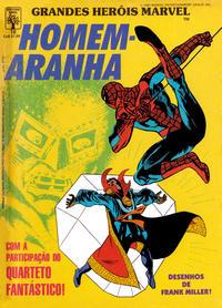 Cover Thumbnail for Grandes Heróis Marvel (Editora Abril, 1983 series) #18