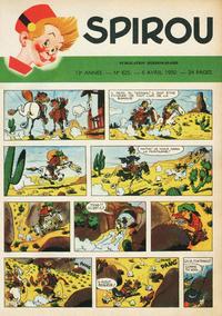 Cover Thumbnail for Spirou (Dupuis, 1947 series) #625