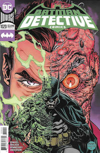 Cover Thumbnail for Detective Comics (DC, 2011 series) #1020