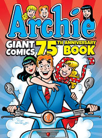 Cover Thumbnail for Archie Giant Comics 75th Anniversary (Archie, 2016 series)