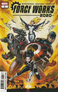 Cover Thumbnail for 2020 Force Works (Marvel, 2020 series) #1